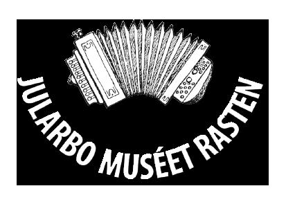 Jularbomuseét i Rasten Logo