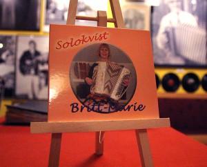 CD med Britt marie solokvist